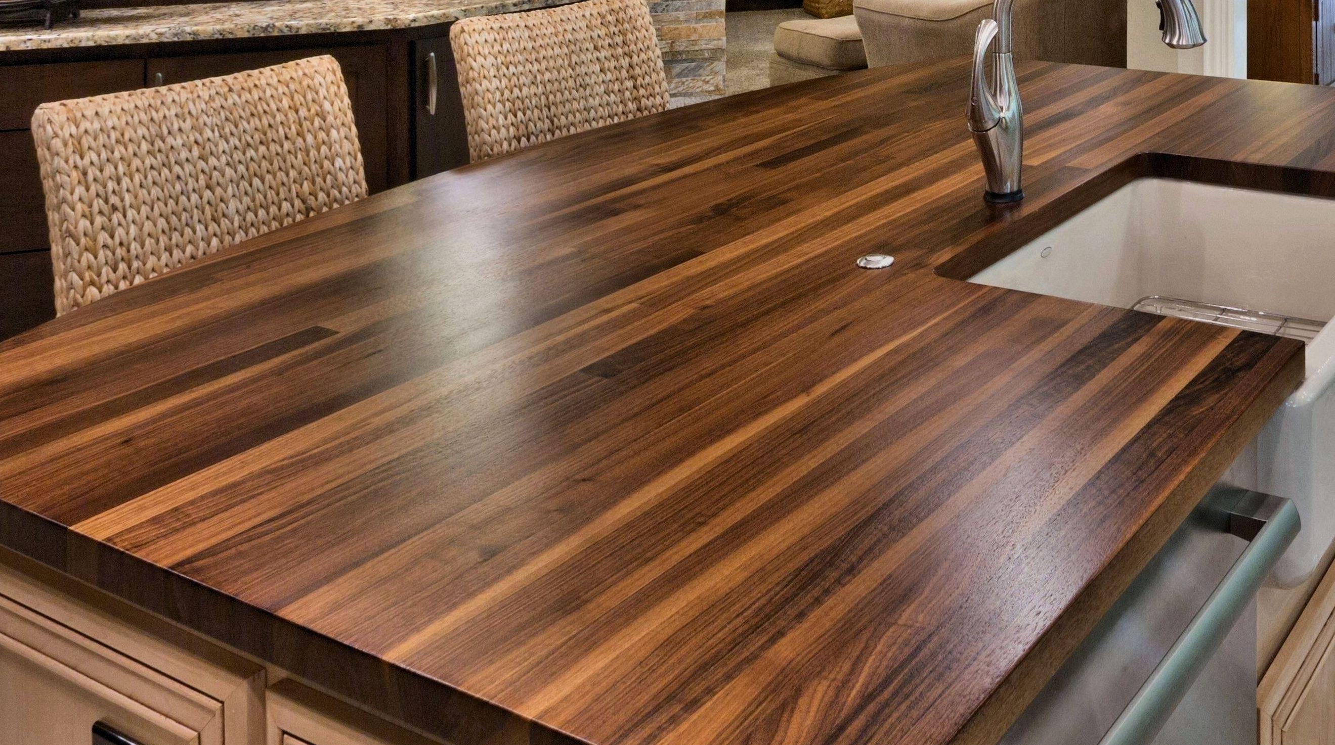 деревянные столешницы для кухни3