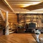 деревянный интерьер1