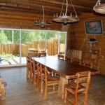 интерьер деревянного дома2