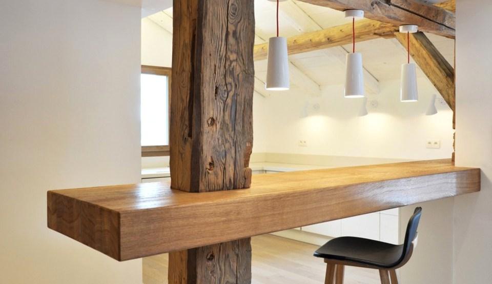 красивые интерьеры деревянных домов3