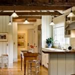 кухня деревянная классическая2
