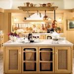 современная деревянная кухня3