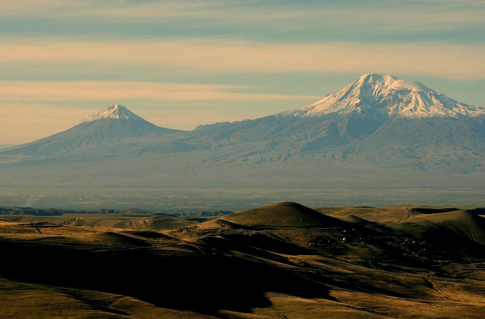 Арарат, Армения