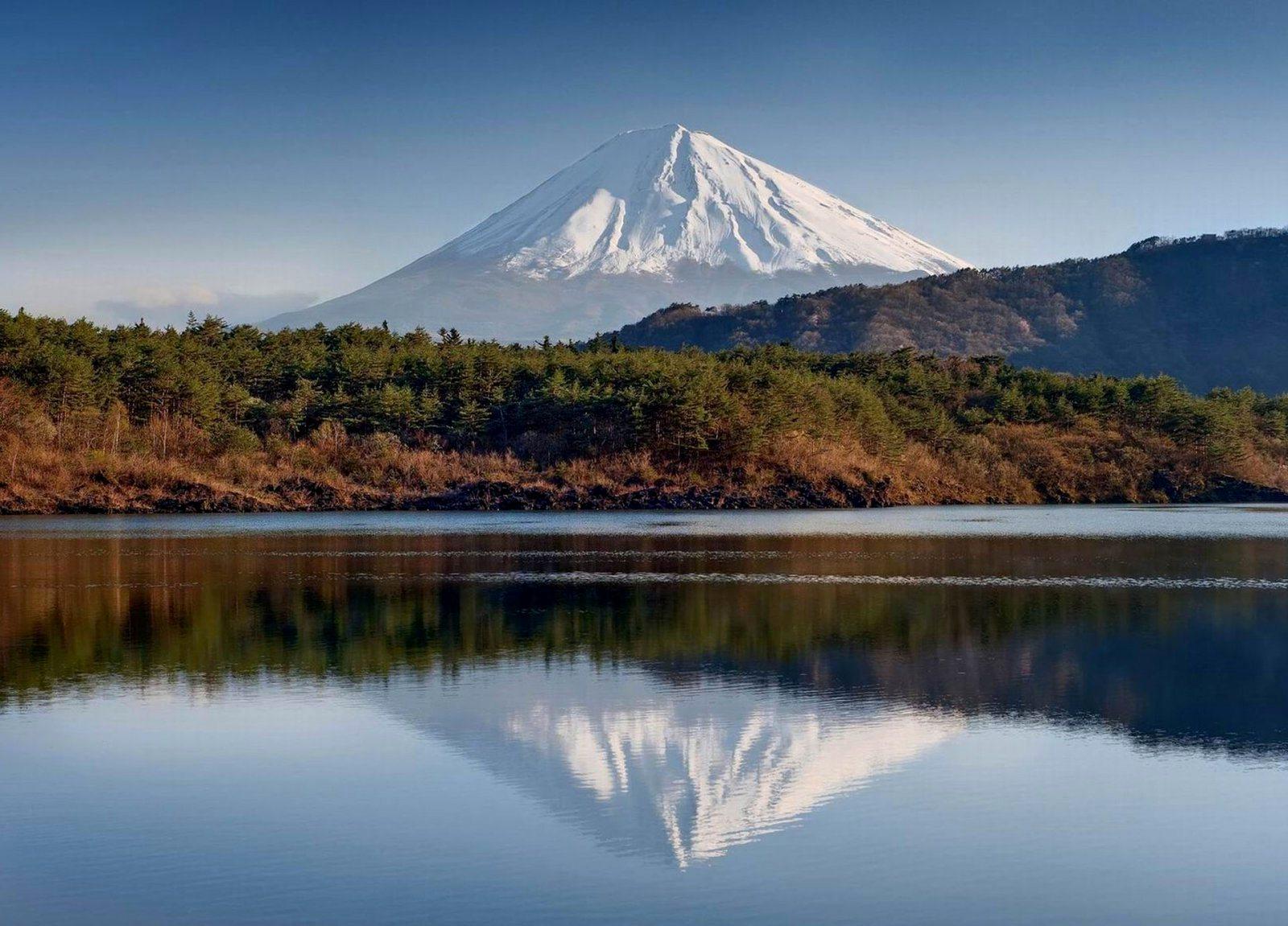 Фудзи, япония