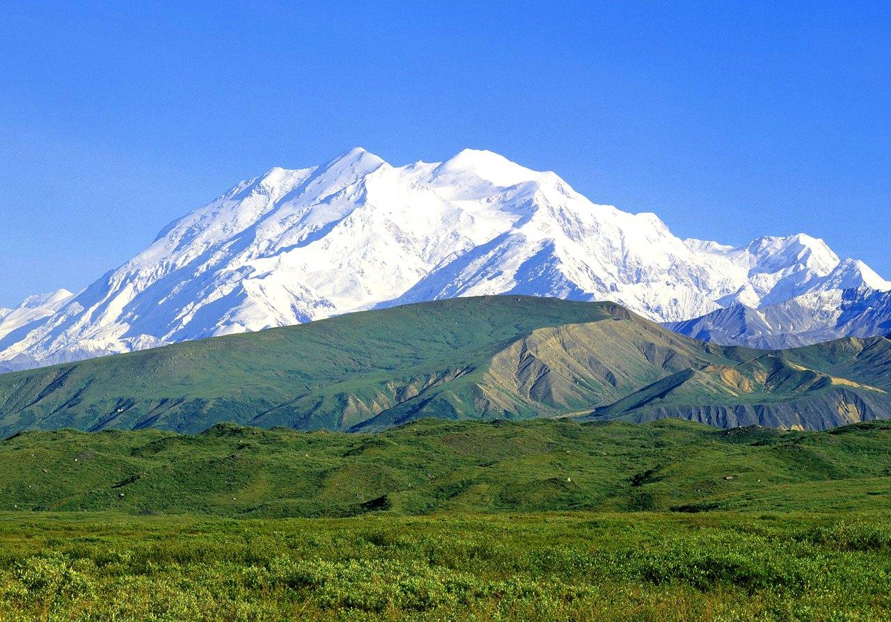 горы Колд Пик, Аляска
