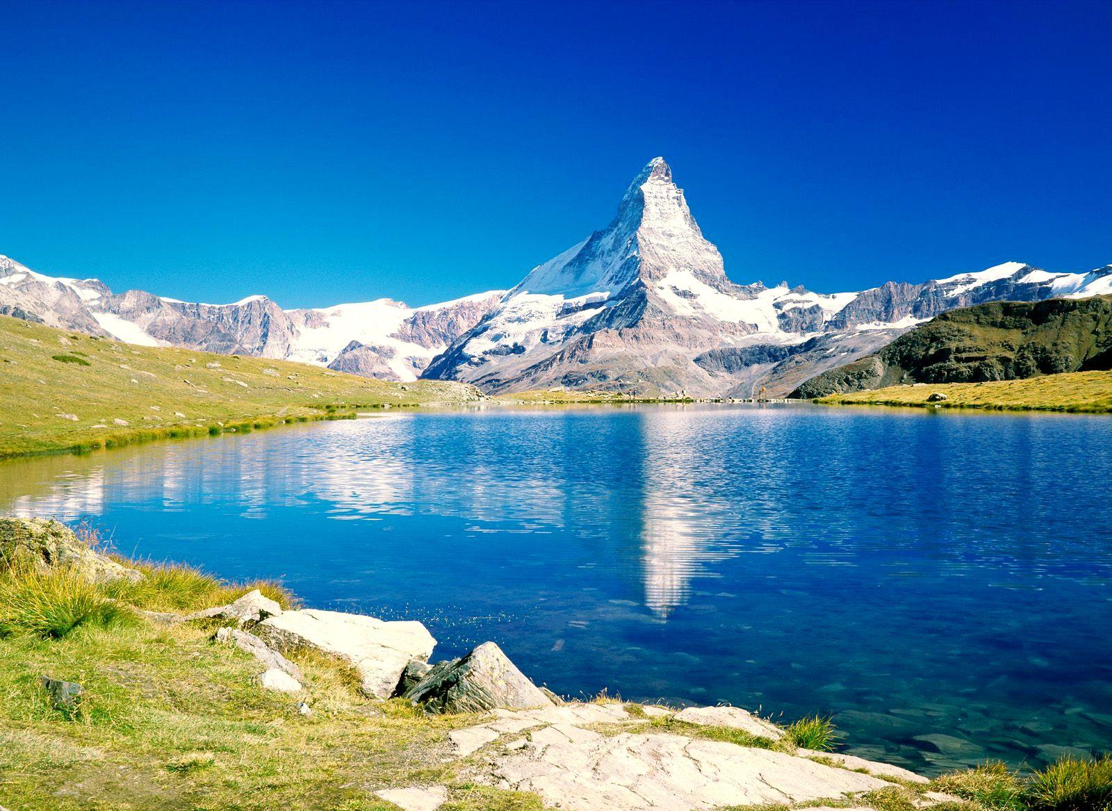 горы Маттахорн, Швейцарские альпы, Швейцария