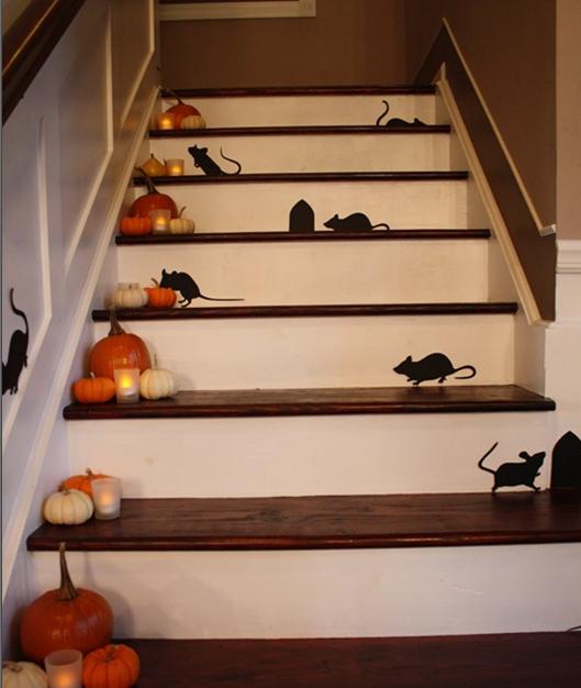 хэллоуин украшение