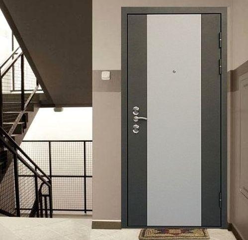 Внутренние двери в многоэтажном доме