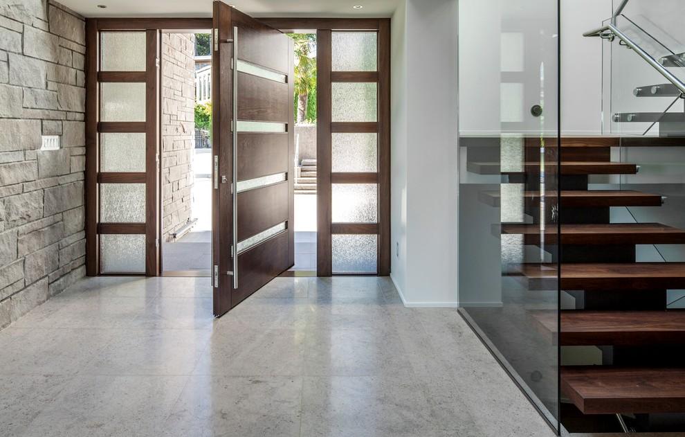входная дверь в частный дом2