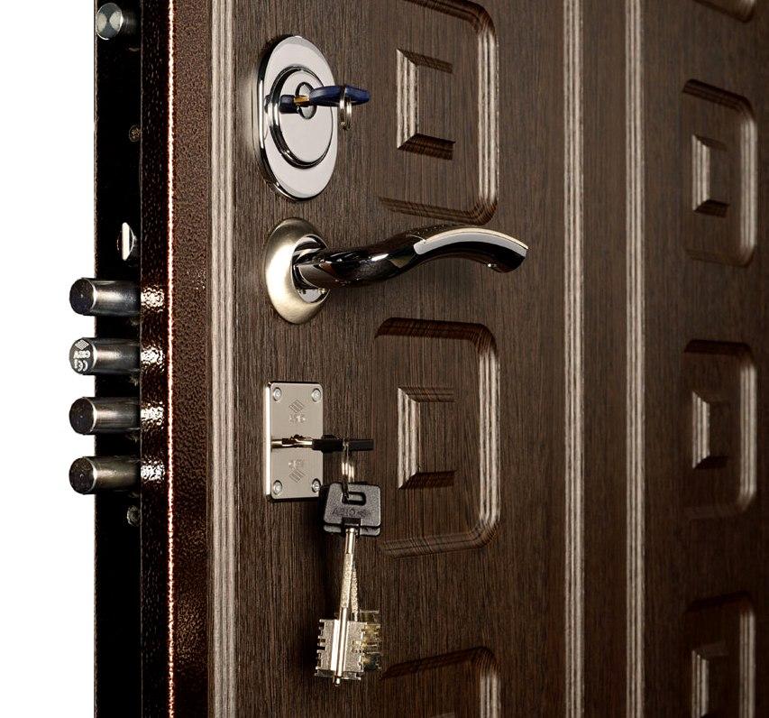 лучшие входные двери в частный дом стальные