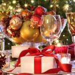елочные шары новогодний декор