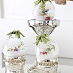 новогодний декор шары