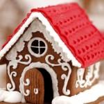 пряничный домик декор