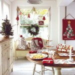 сервировка стола по новогоднему