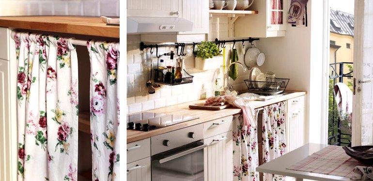 дачная кухня фото