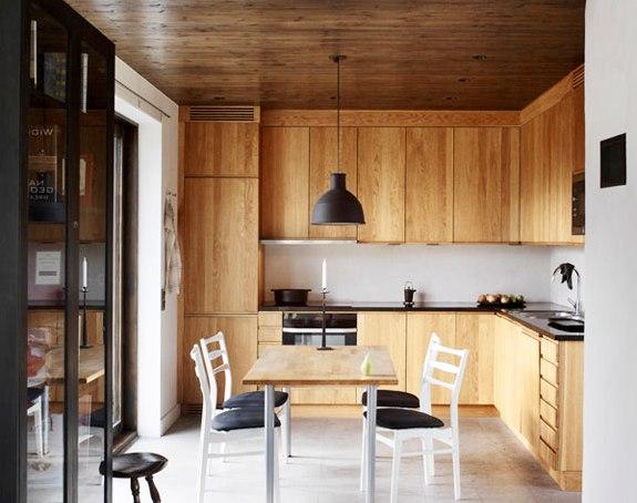 маленькая дачная кухня1