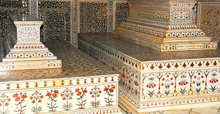 Тадж - Махал гробница