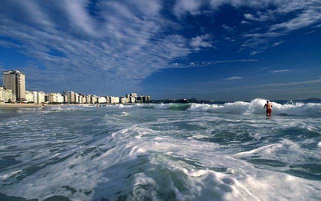 Copocabana пляж