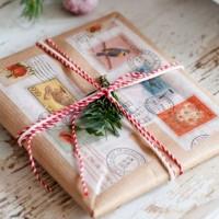 Как быстро и красиво упаковать новогодний подарок1