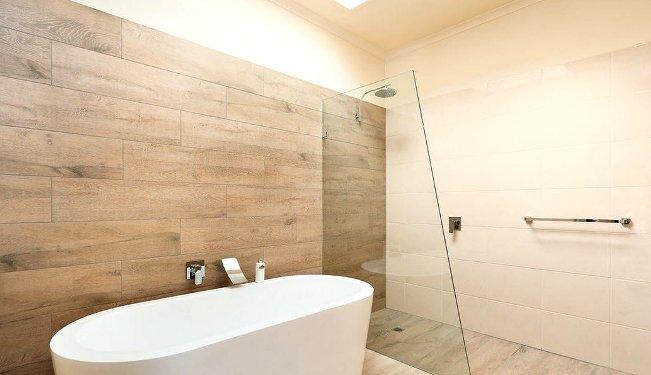 дизайн ванной комнаты скандинавский